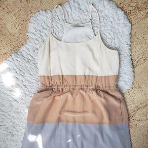 Broadway & Broome (Madewell) Colour Block Dress